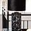 Thumbnail: Lampe Odessa Black