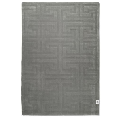 Teppe KEY wool Silver 250x350