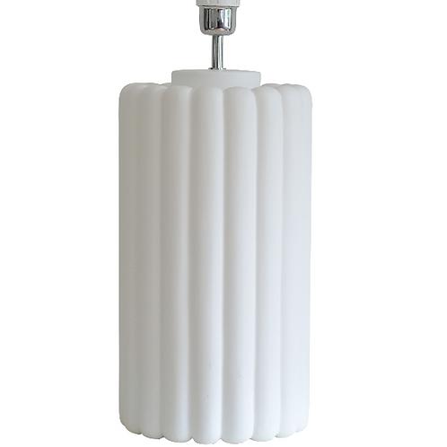 Lampe Odessa White