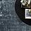 Thumbnail: Teppe velvet grå/blå