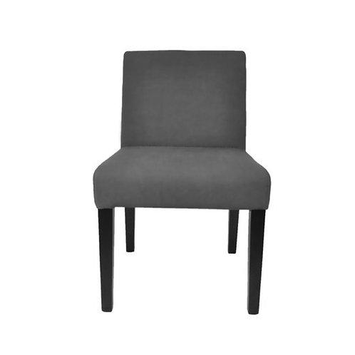 Dinning Chair Velour grå