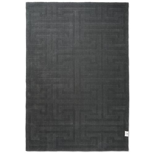 Teppe KEY wool Titanium 200x300
