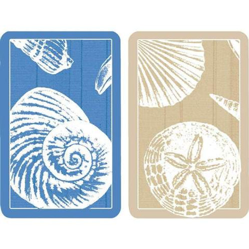 Playing Cards - shells