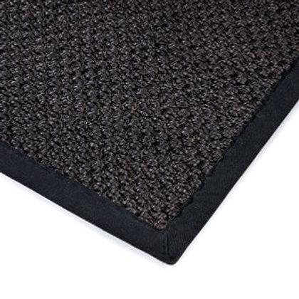 Sisal teppe black 300x400cm