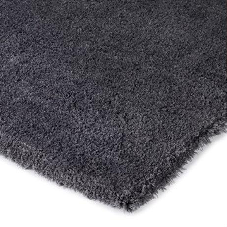 Tuftet teppe 200 x 300 cm Dark grey