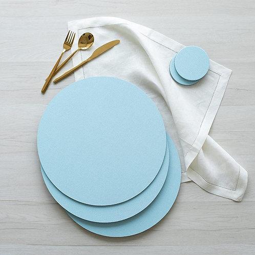 Dekkebrikke CLASSIC CANVAS Light blue
