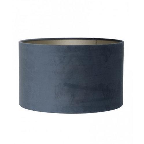 Lampeskjerm Dusty blue 40cm