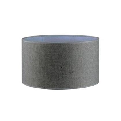 Lampeskjerm 35cm grå / copper