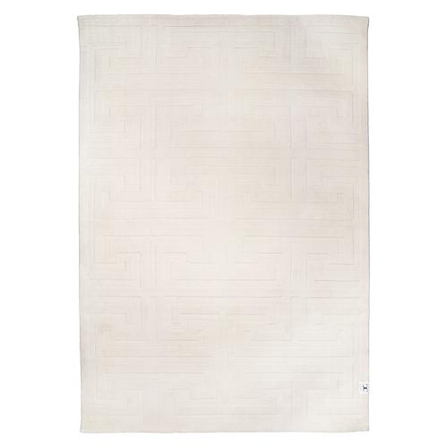 Teppe KEY wool White 200x300