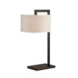 Bord lampe PALM SPRINGS Sand