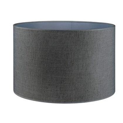Lampeskjerm 50cm grå / copper