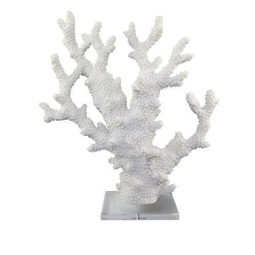 Coral White 33cm