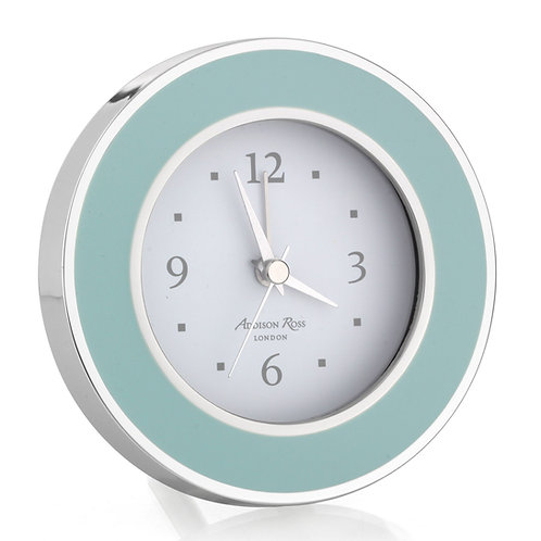 Alarm Clock Light Blue