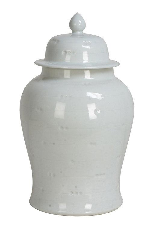 Krukke White H45 cm