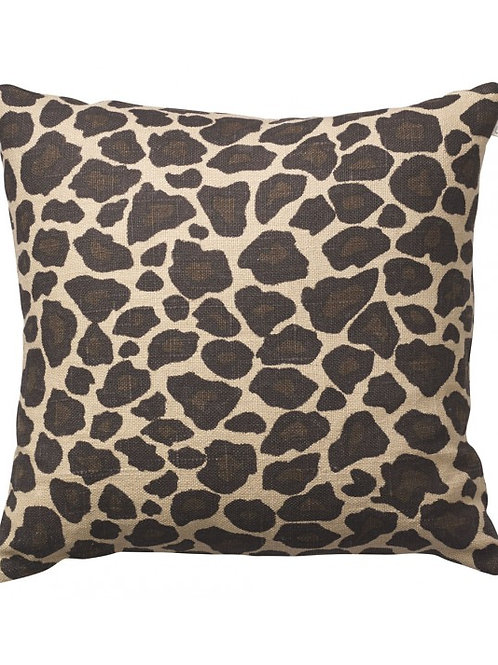 Pute Leopard brown