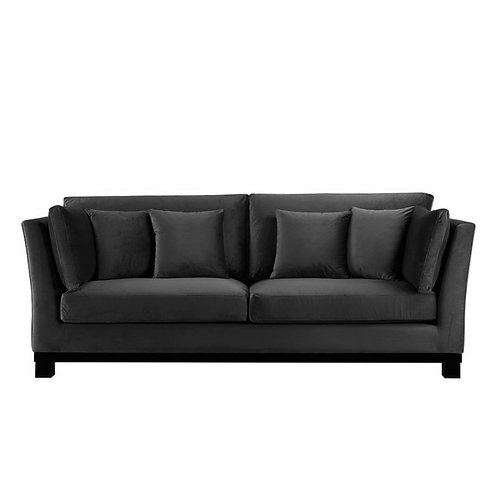 Sofa York Black
