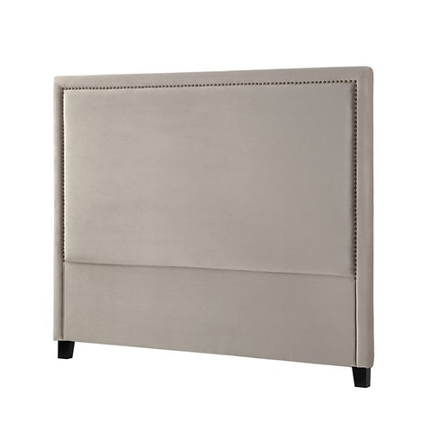 Headboard  Velour 180 Beige