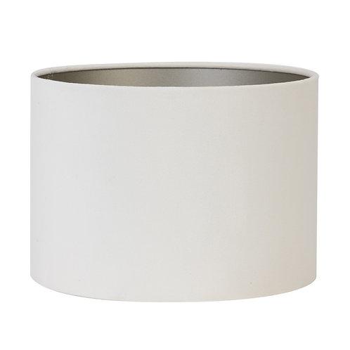 Lampeskjerm VELOURS offwhite 40cm