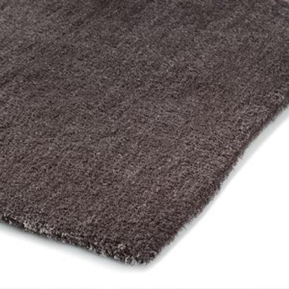 Tuftet teppe 200 x 300 cm Grå/brun