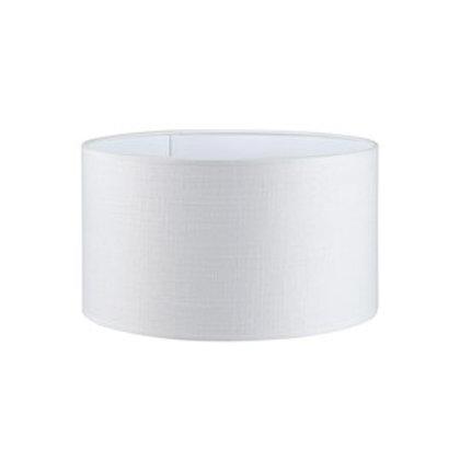 Lampeskjerm 35cm Hvit