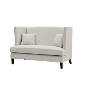 Dining sofa DENVER Lin Sand