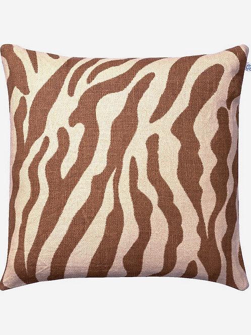 Pute Zebra Taupe
