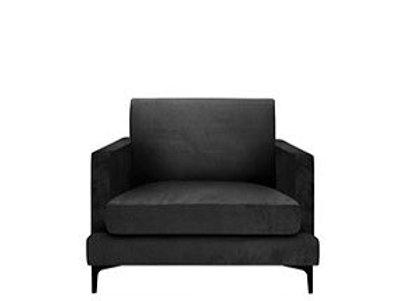 Stol MONTANA - Velour Black