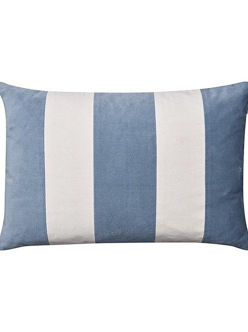 Pute stripe lysblå