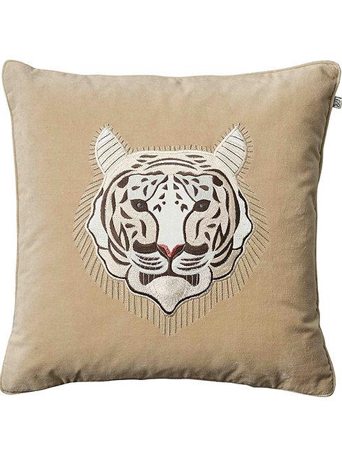 Pute Tiger beige