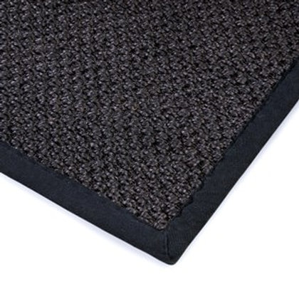 Sisal teppe black 200x300cm