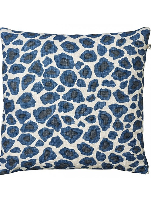 Pute Leopard blue