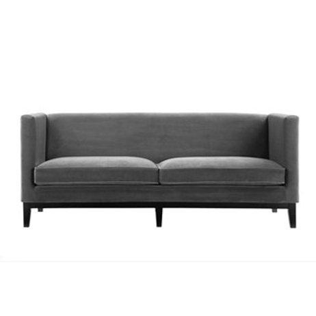 Sofa LEXINGTON Velour Grå