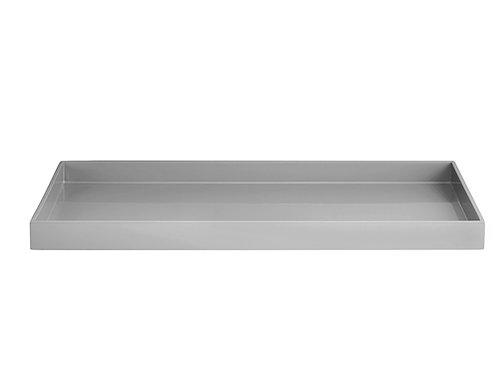 Lakk brett 60 x 40 cm Grey