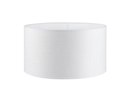 Lampeskjerm 40cm Hvit