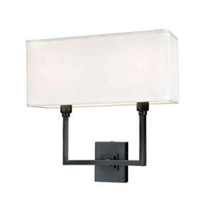 Vegg lampe dobbel