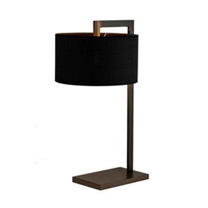 Bord lampe PALM SPRINGS Sort