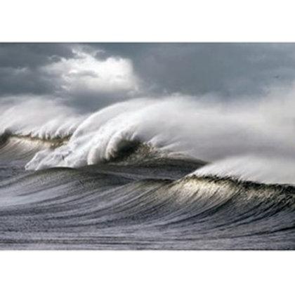 Glass bilde OCEAN WAVE  90 X 150