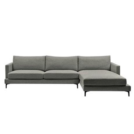 Sofa MONTANA Corner - Lin Grå