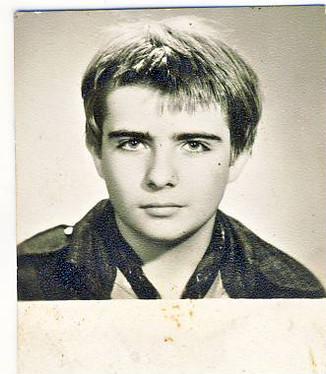 moje foto z mládí