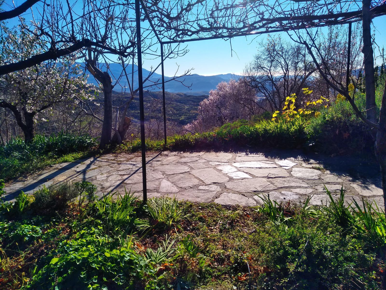 Terraza Mirador Desde El Jardín