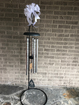 Large Windchime on Stand