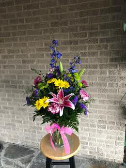 Bright + Colorful Bouquet
