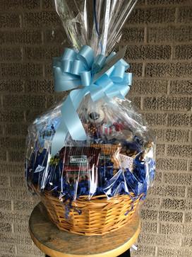 Baby Boy Gift/Goodie Basket