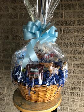 Baby Boy Theme Gift/Goodie Basket