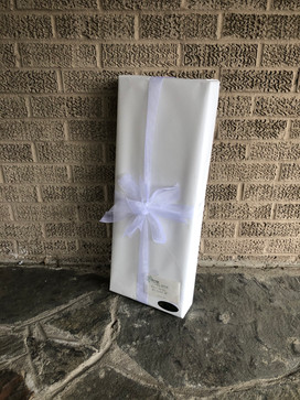 Wrapped Windchime Gift
