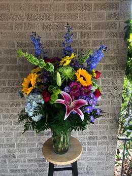 Summery Blooms Arrangement