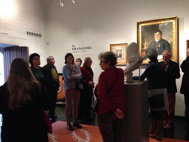 """Interessante tentoonstelling """"Willem I en België. Het Verloren Koninkrijk"""", een impressie"""