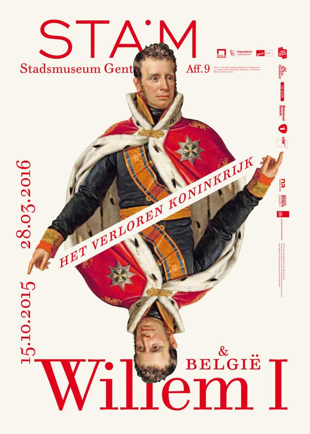 """Tentoonstelling """"Het Verloren Koninkrijk. Willem I en België"""