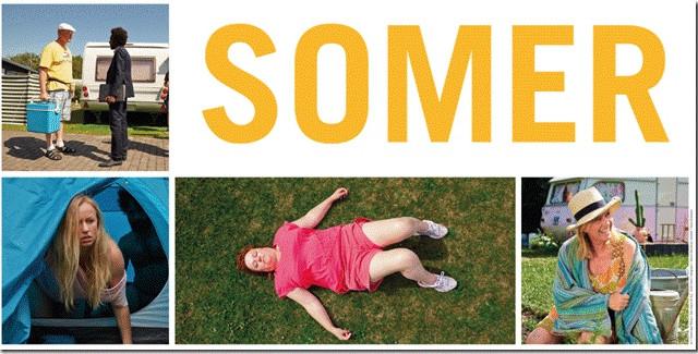 Somer, een Vlaamse feelgoodmovie met kleurrijk talent van eigen bodem