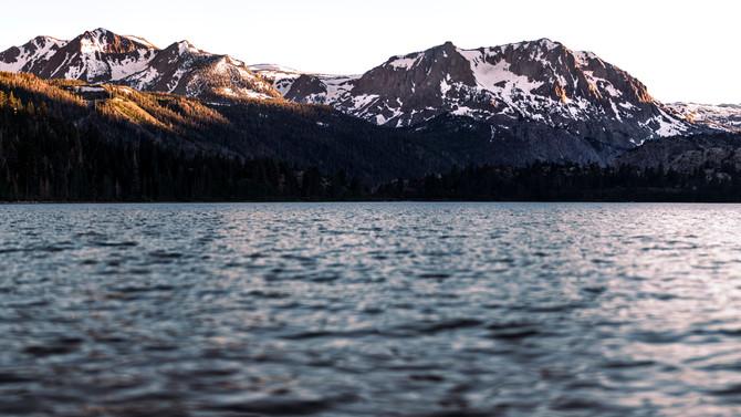 Camping trip in June Lake, California